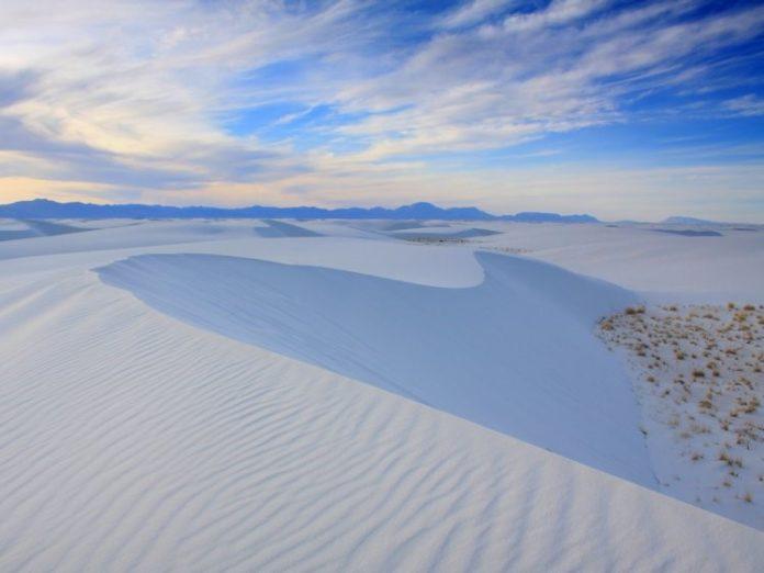 восемь пустынь
