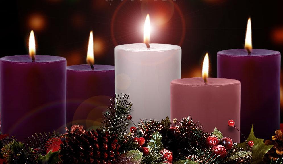 Сретение свечи