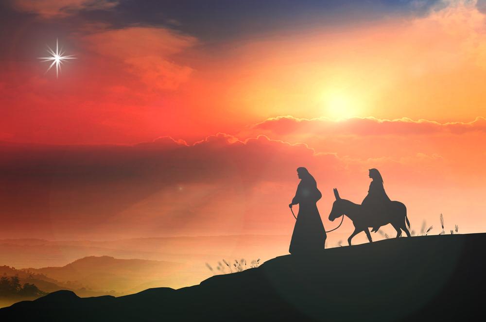 Исусс с Марией