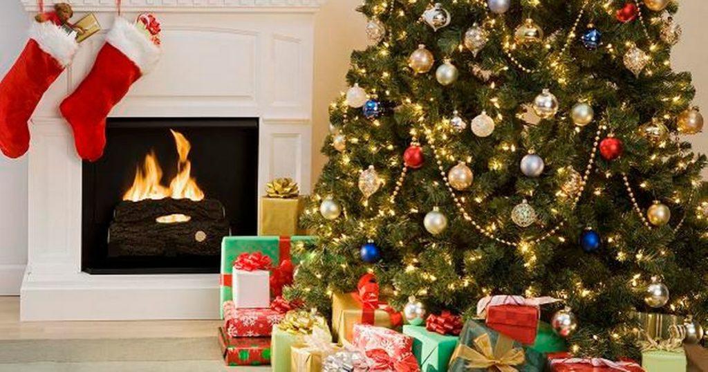 Дарение под рождество