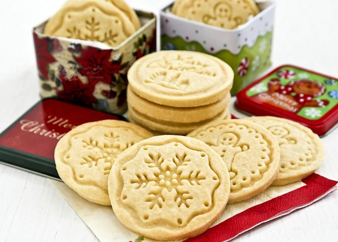 Шотландское печенье