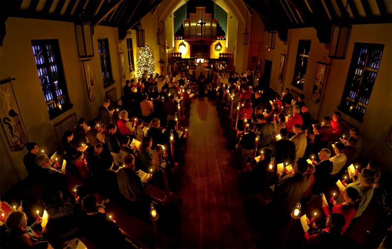Рождественская литургия
