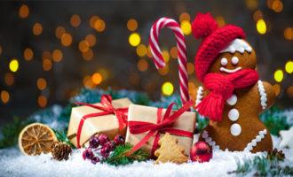 дарение на рождество