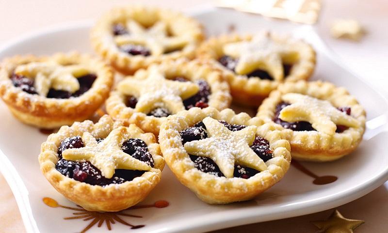 Пирожки с ягодой