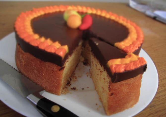 Тунисский торт